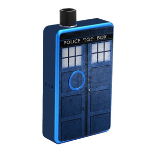 Tardis Billet Box Rev 4 Skin