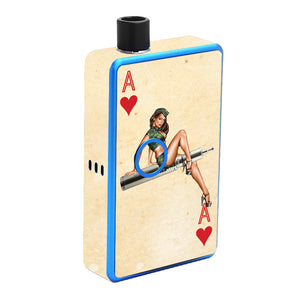 Pinup Girl Billet Box Skin