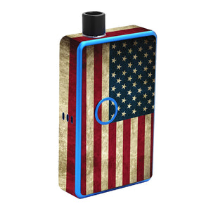 American Flag Billet Box Skin