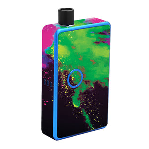 Neon Splash Billet Box Rev 4 Skin
