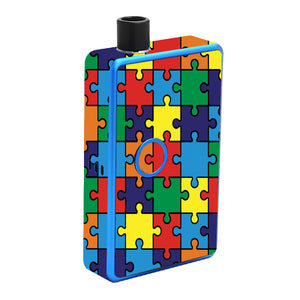 Autism Awareness Puzzle Billet Box Skin