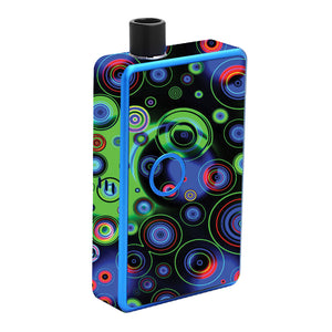 Neon Circles Billet Box Skin