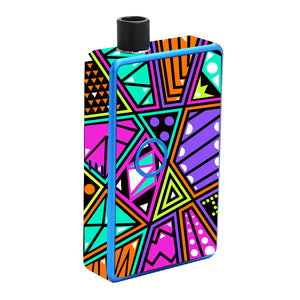 Cartoon Geometrics Billet Box Skin
