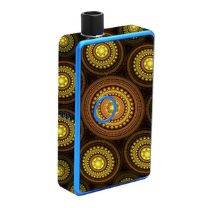 Dot Fractal Billet Box Skin
