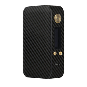 Black Carbon Fiber Dotmod DNA75 Skins