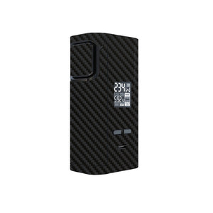 Black Carbon Fiber Captain 225w Skins