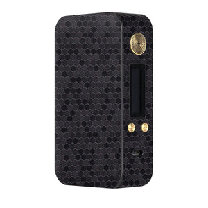 Black Honeycomb Dotmod DNA75 Skins