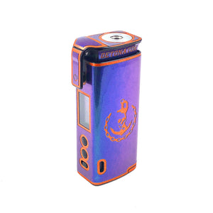 Dual Trim (Blue Pearlescent/Copper) Detonator Skin