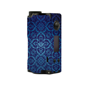 Blue Visions Topside Squonk Skins
