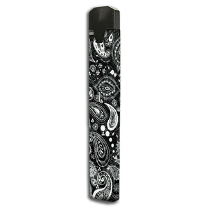Paisley Black Bo One Skin