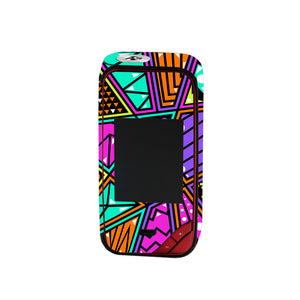 Cartoon Geometrics X-priv Skins