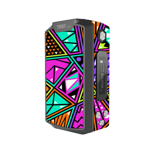 Cartoon Geometrics Tarot Nano Skins