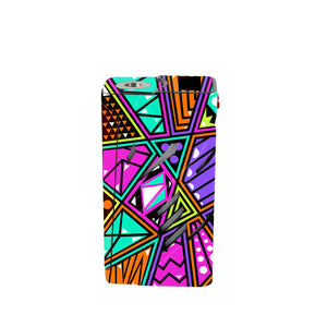 Cartoon Geometrics T-priv Skins