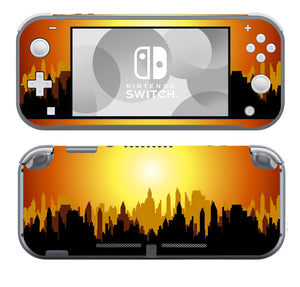 City Sillouette SwitchLite Skins