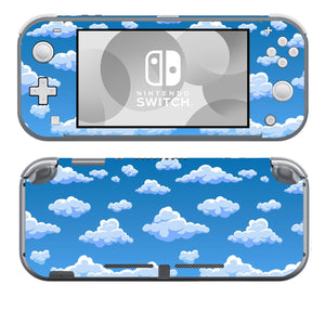 Cloudy Skys SwitchLite Skins