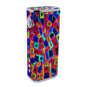 Color Cubes iStick 40w Skins