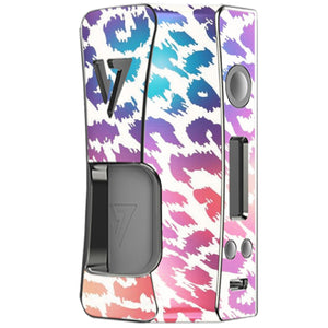 Color Leopard OhmBoy Rage Squonk Skins
