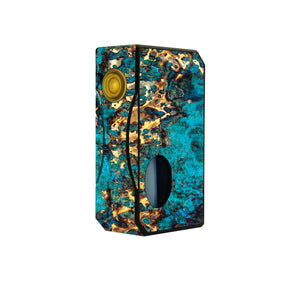 Cracked Gold Azeroth Squonker Skins