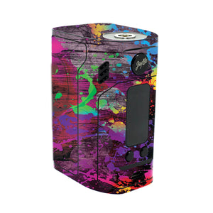 Crazed Neon Reuleaux RX300