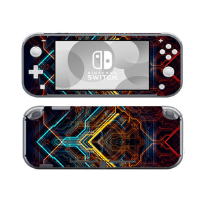 Digital Abstract SwitchLite Skins