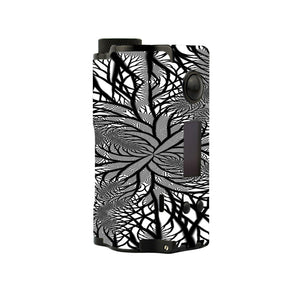 Fractal Branches Topside Squonk Skins