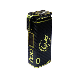 Dual Trim (Gold/Black Carbon) Detonator Skin