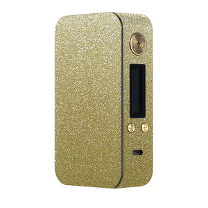 Gold Sparkle Dotmod DNA75 Skins