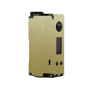 Gold Sparkle Topside Squonk Skins