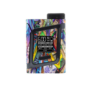 Graffiti Art Smok Al85 Skins