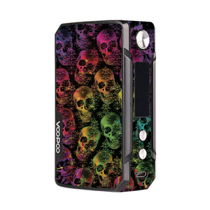 Graffiti Skulls Voopoo Drag Mini Skins