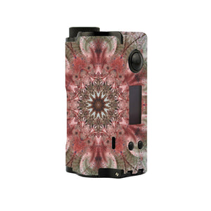 Green Abstract Topside Squonk Skins