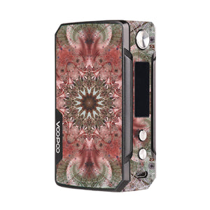Green Abstract Voopoo Drag Mini Skins