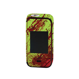 Green Blood X-priv Skins