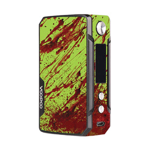 Green Blood Voopoo Drag Mini Skins