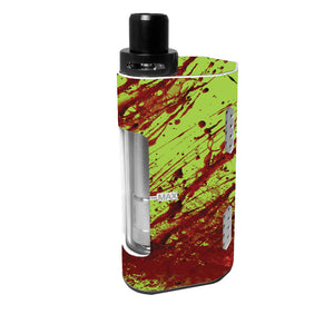 Green Blood Cupti 2 80W Skins