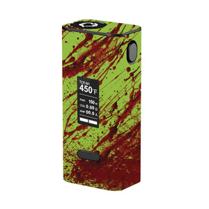 Green Blood Cuboid 150w Skins