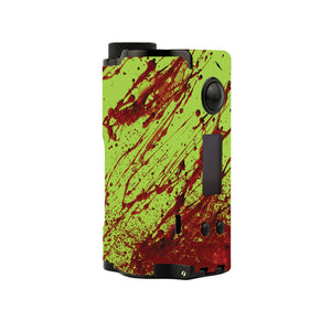 Green Blood Topside Squonk Skins