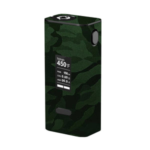 Green Shadow Camo Cuboid 150w Skins