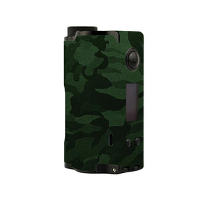 Green Shadow Camo Topside Squonk Skins