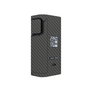 Grey Carbon Fiber Captain 225w Skins