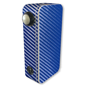 Blue Carbon Hex Ohm V3 Skins
