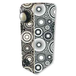 Abstract Circles Hex Ohm V3 Skin