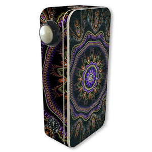 Abstract Fractal Hex Ohm V3 Skin