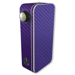 Purple Carbon Hex Ohm V3 Skins