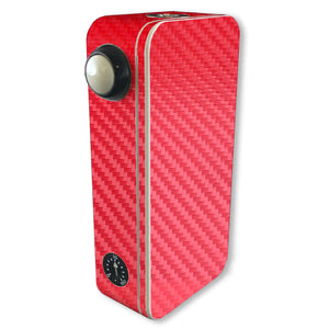 Red Carbon Hex Ohm V3 Skins
