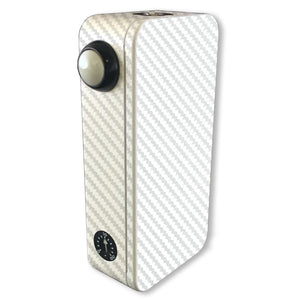 White Carbon Hex Ohm V3 Skins