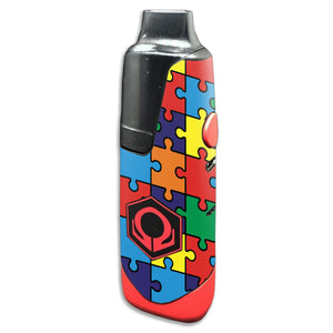 Autism Awareness Puzzle HexOhm Jynx Skins