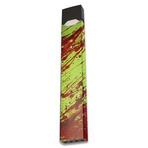 Red Green Blood Juul