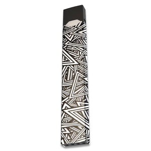 Abstract Triangles Juul