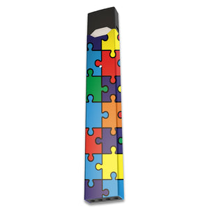 Autism Awareness Puzzle Juul